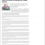 Forex Peace Army - WBOC CBS-16 (Salisbury, MD)- Traders Insomnia Help Method