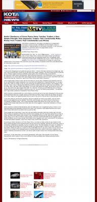 Dmitri Chavkerov -  KDUH-TV ABC-3 (Scottsbluff, NE) - Trading Instrument