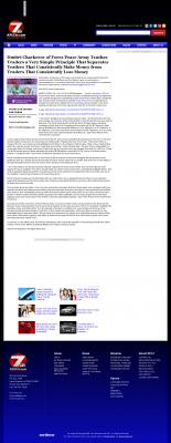 Dmitri Chavkerov -  KPLC NBC-7 (Lake Charles-Lafayette, LA) - Trading Instrument
