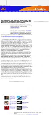 Dmitri Chavkerov -  KSTC-TV IND-45 (Saint Paul, MN) - Trading Instrument