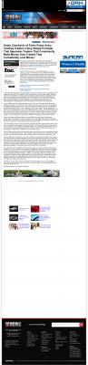 Dmitri Chavkerov -  KSWO-TV ABC-7 (Lawton, OK) - Trading Instrument