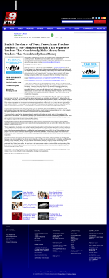 Dmitri Chavkerov -  KTRE ABC-9 (Lufkin, TX) - Trading Instrument