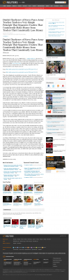 Dmitri Chavkerov -  Reuters - Trading Instrument