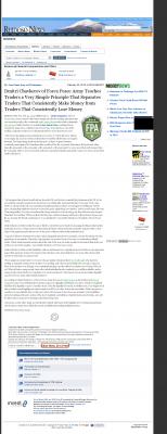 Dmitri Chavkerov -  Ruidoso News (Ruidoso, NM) - Trading Instrument