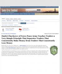 Dmitri Chavkerov -  Santa Cruz Sentinel (Santa Cruz, CA) - Trading Instrument