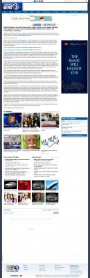 Dmitri Chavkerov -  WFSB-TV CBS-3 (Hartford, CT) - Trading Instrument