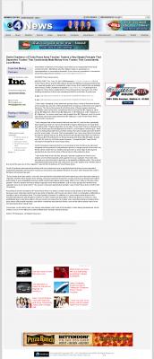 Dmitri Chavkerov -  WHBF CBS-4 (Rock Island, IL) - Trading Instrument