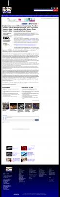Dmitri Chavkerov -  WLBT NBC-3 (Jackson, MS) - Trading Instrument