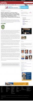 Dmitri Chavkerov -  Washington Business Journal - Trading Instrument